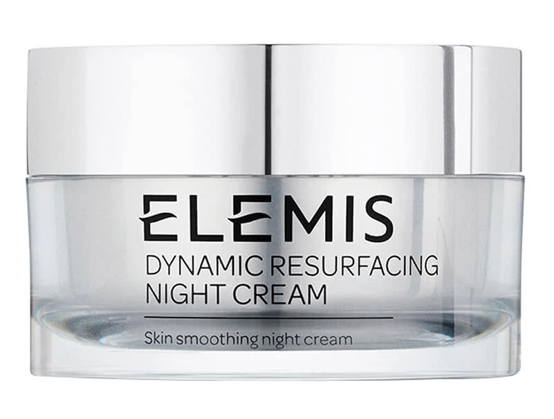 Elemis Dynamic Resurfacing Night Cream Review Packaging Natural Beauty Wise Up