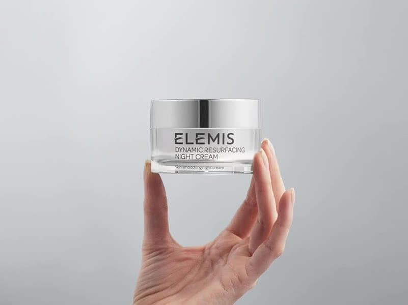 Elemis Dynamic Resurfacing Night Cream Review Skincare Natural Beauty Wise Up