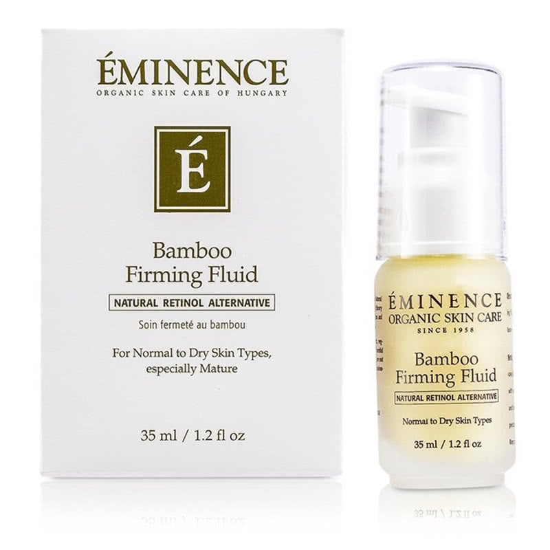 Eminence Bamboo Firming Fluid Review Product Natural Beauty Wise Up
