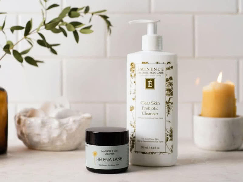 Eminence Clear Skin Probiotic Cleanser Review Beauty Wise Up