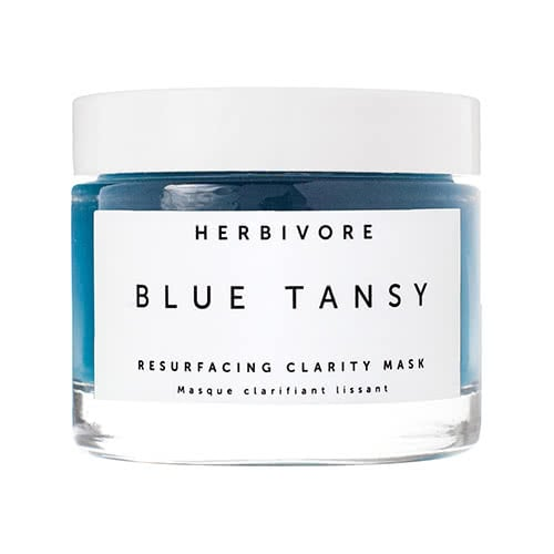 Herbivore Botanicals Organic Blue Tansy Resurfacing Mask