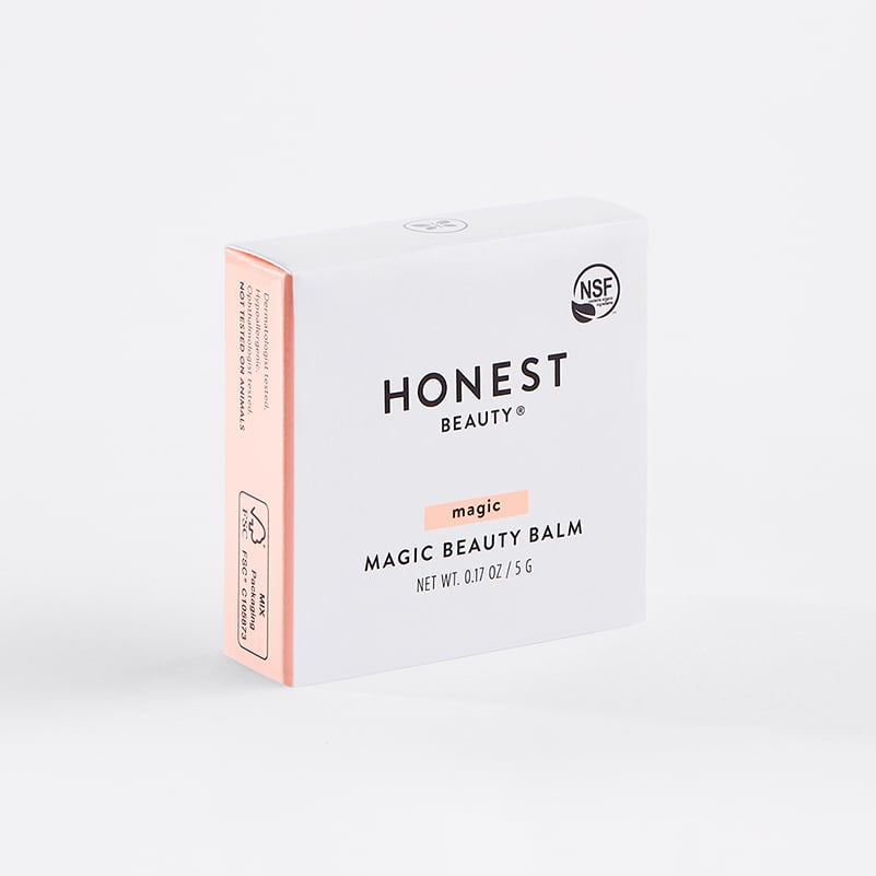 Honest Beauty Magic Balm Review Box Packaging Natural Beauty Wise Up