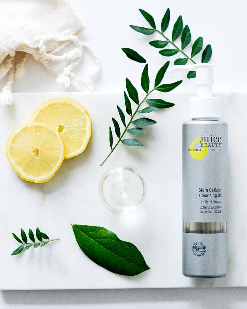 Juice Beauty Stem Cellular Cleansing Oil Review Natural Skincare Beauty Wise Up