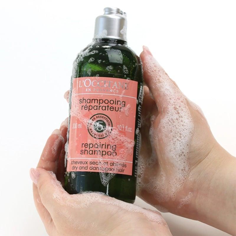 LOccitane Aromachologie Repairing Shampoo Review Beauty Wise Up