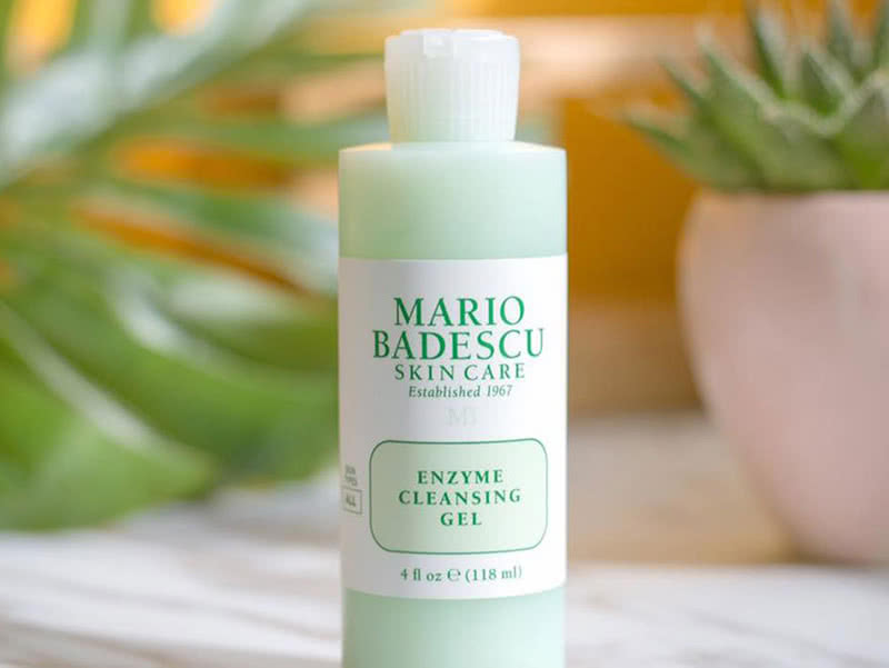Mario Badescu Enzyme Cleansing Gel Review 2019 Updated