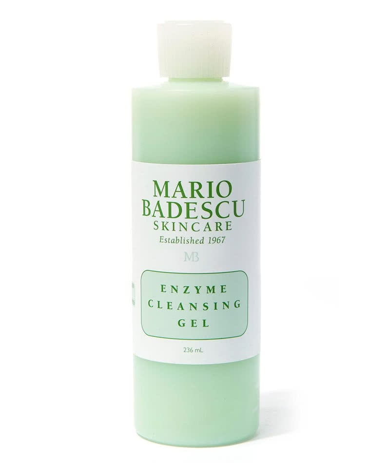 Mario Badescu Enzyme Cleansing Gel Review Packaging Natural Beauty Wise Up