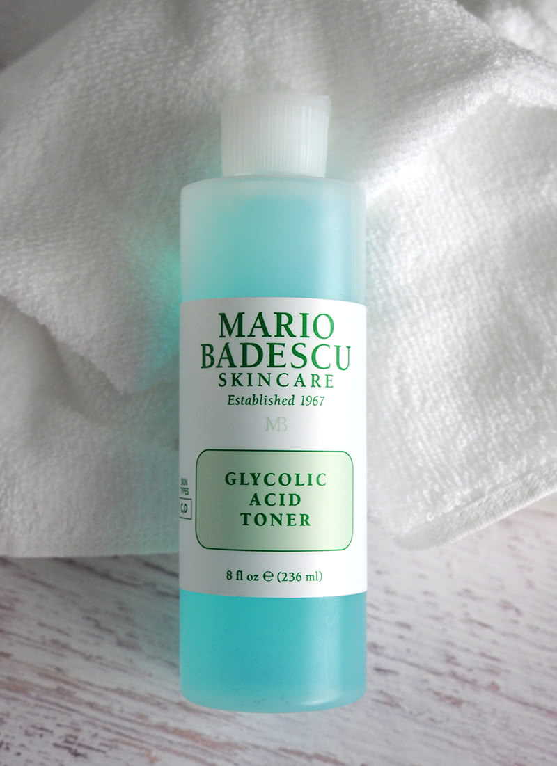 Mario Badescu Glycolic Acid Toner Review Natural Beauty Wise Up