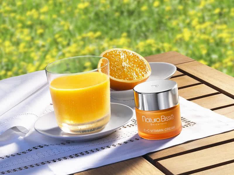 Natura Bisse C+C Vitamin Cream Natural Beauty Wise Up