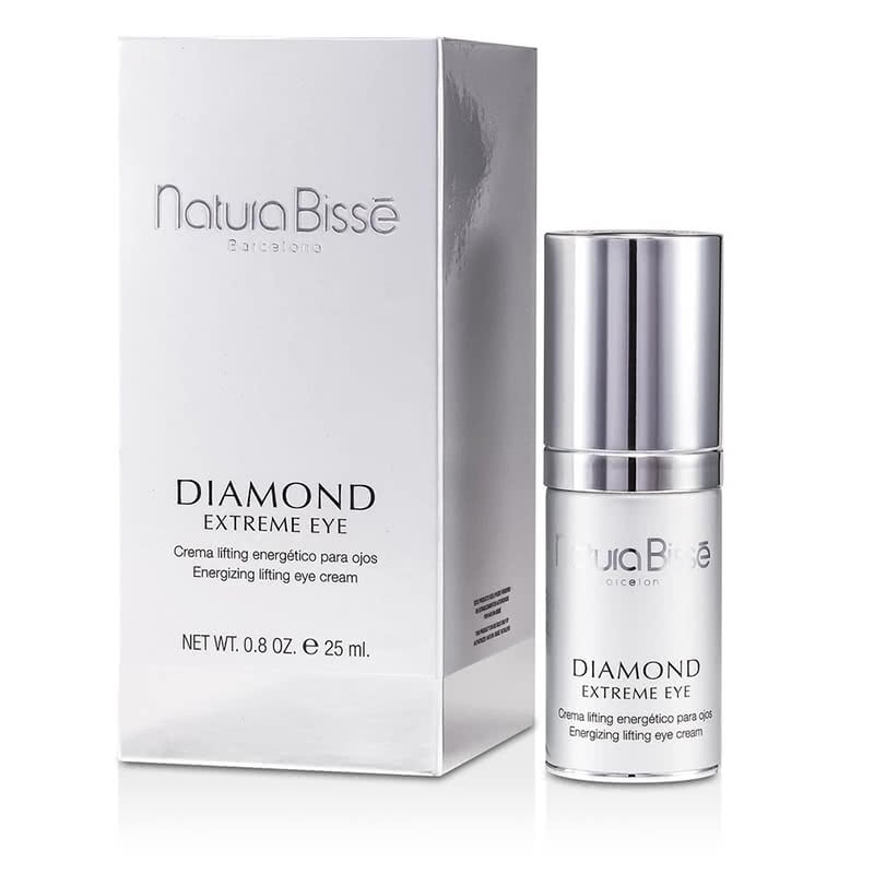 Natura Bisse Diamond Extreme Eye Review Packaging Natural Beauty Wise Up