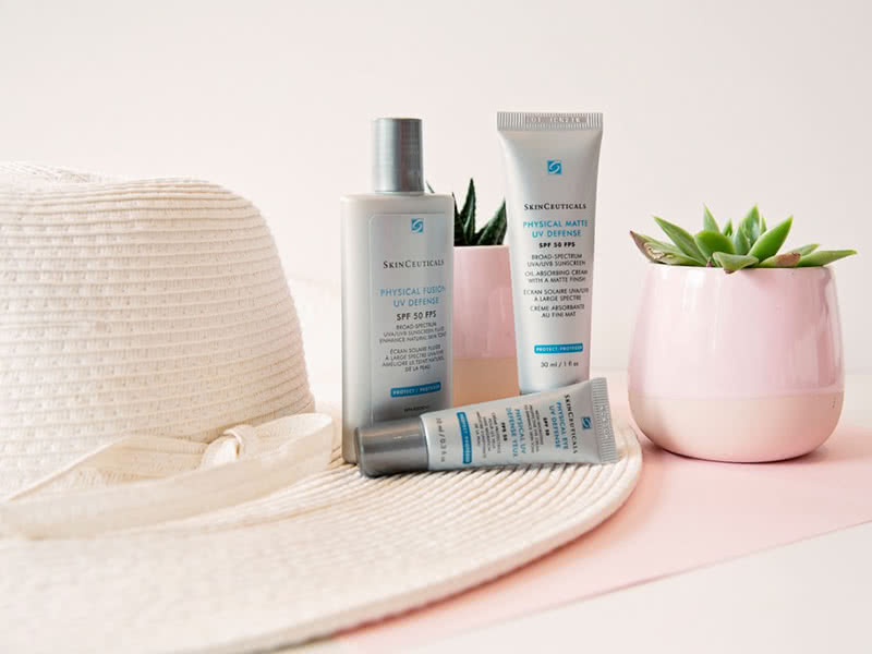 SkinCeuticals Physical Fusion UV Defense SPF 50 Review Beauty Wise Up