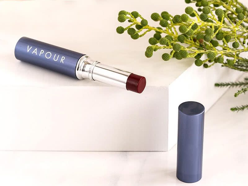 Vapour Organic Beauty Siren Lipstick Review Natural Makeup Beauty Wise Up