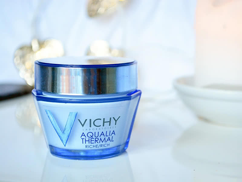 Vichy Aqualia Thermal Rich Cream Review Natural Beauty Wise Up