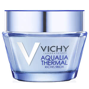 Vichy Aqualia Thermal Rich Cream Review Product Shot Natural Beauty Wise Up
