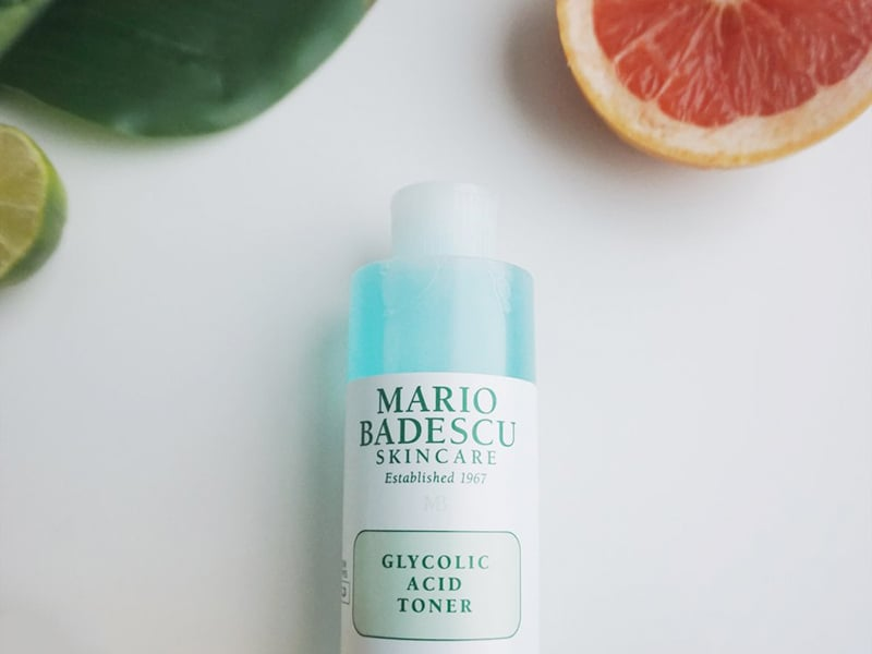 Mario Badescu Glycolic Acid Toner Review 2019 Updated