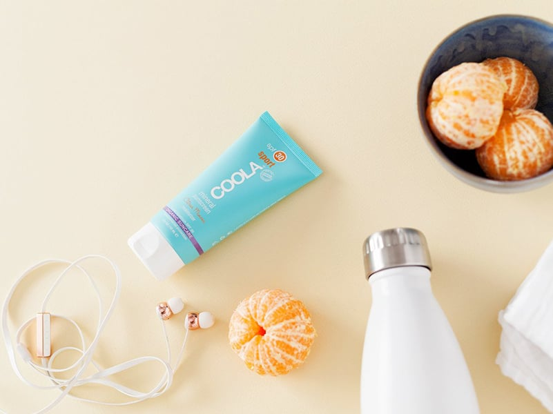 Coola Suncare Citrus Mimosa Mineral Sunscreen Review Natural Beauty Wise Up