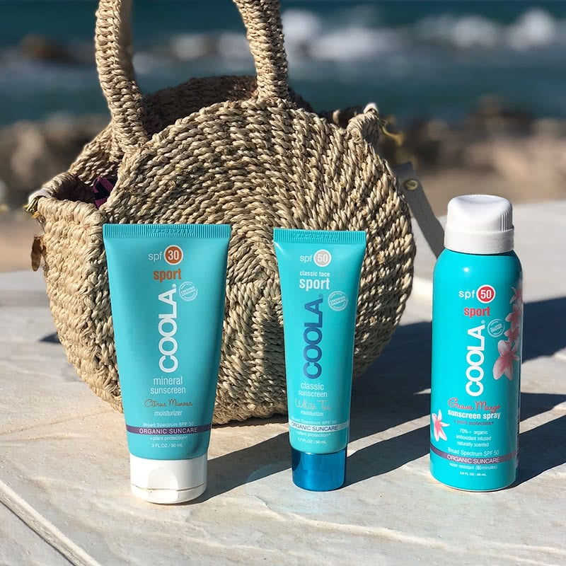 Coola Suncare Citrus Mimosa Moisturizer Mineral Sunscreen Review Natural Beauty Wise Up