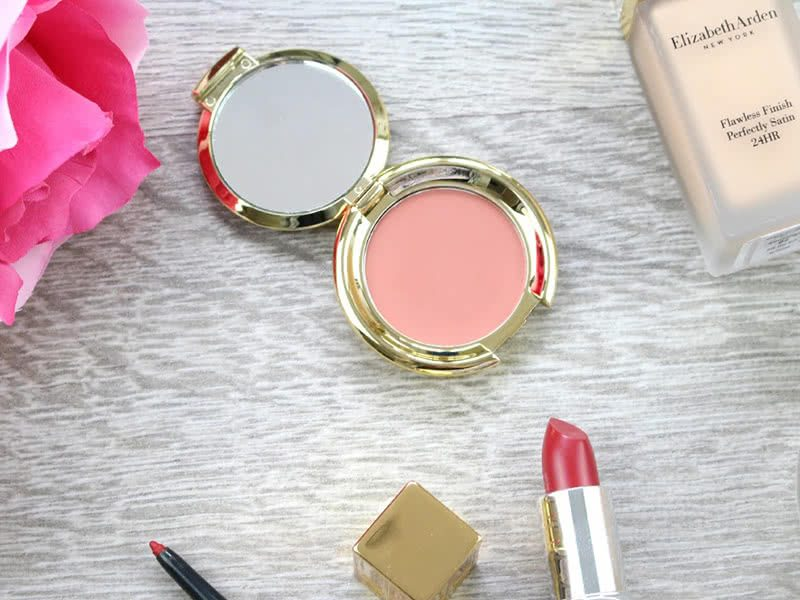 Elizabeth Arden Ceramide Cream Blush Review Face Makeup Beauty Wise Up