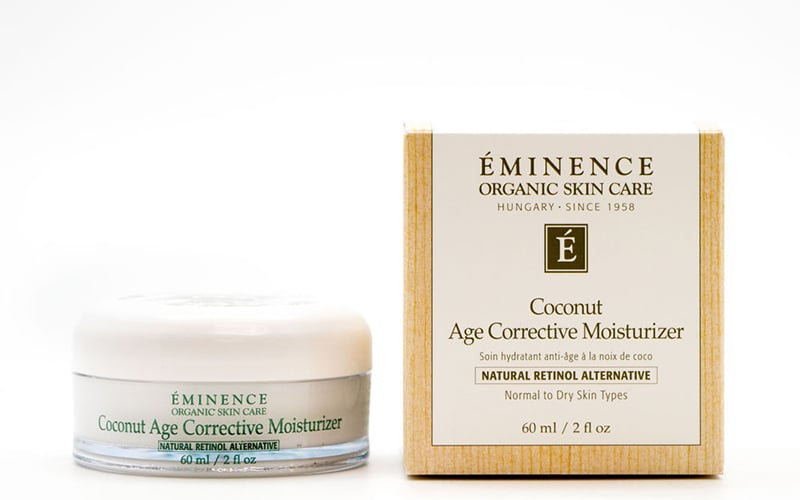 Eminence Coconut Age Corrective Moisturizer Review Natural Beauty Wise Up