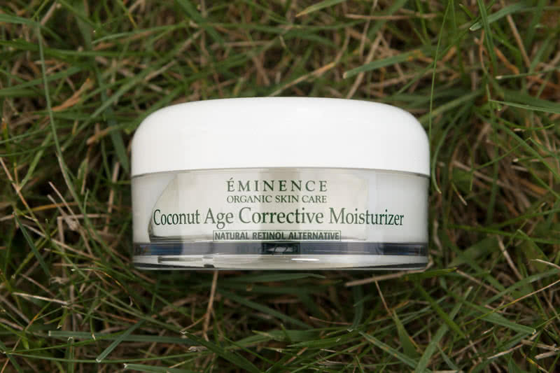 Eminence Coconut Age Corrective Moisturizer Review Skincare Beauty Wise Up