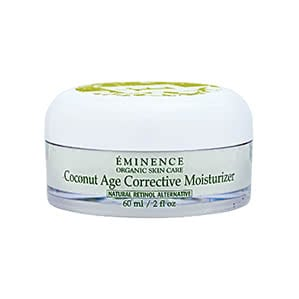 Eminence Coconut Age Corrective Moisturizer Review Skincare Natural Beauty Wise Up