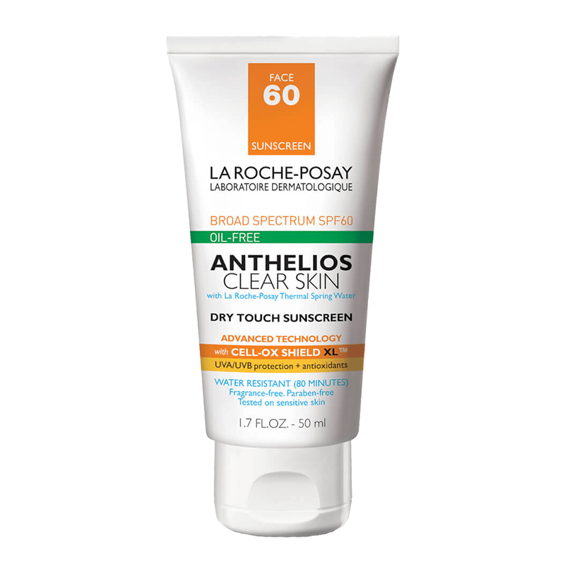 La Roche-Posay Anthelios Clear Skin Sunscreen SPF 60