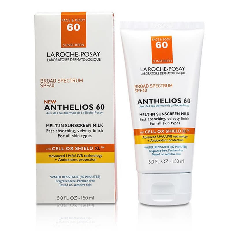 La Roche-Posay Anthelios Melt In Sunscreen Review Packaging Beauty Wise Up