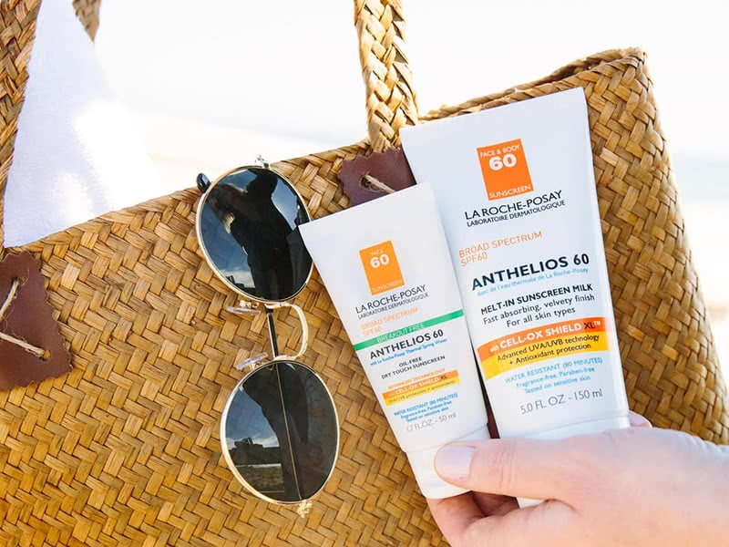La Roche Posay Anthelios Melt In Sunscreen Review Sun Care Beauty Wise Up