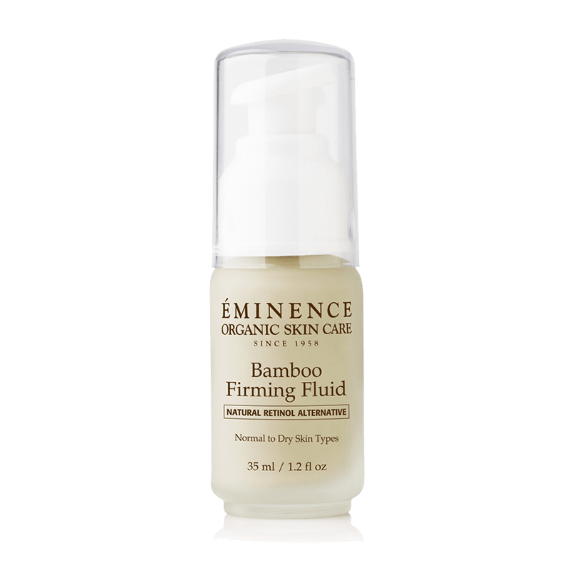 Eminence Bamboo Firming Fluid against dull skin Natural Beauty Wise Up